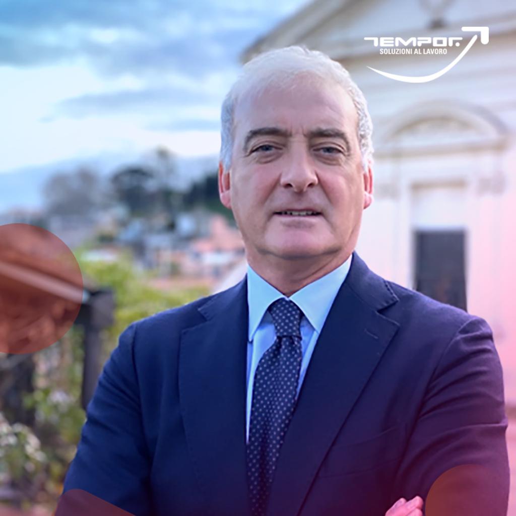 Maurizio Ciavardini entra a far parte della famiglia Tempor
